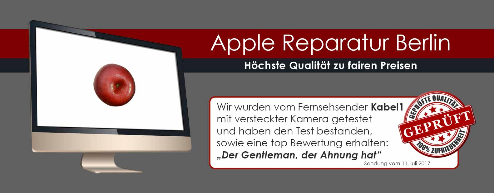 Apple Reparatur Potsdam
